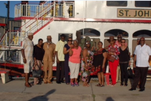 Monroe High Last Class 1968 50th Reunion St. Johns Riverboat Cruise