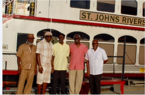 1968 Class 50th Reunion on the St. Johns Riverboat (Men Only)