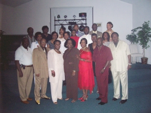 Monroe High School Class of 1967 in 2007