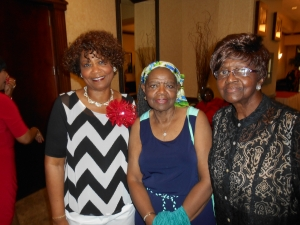 Harriet, Mrs. Ivery and Mrs. Sigler July 2014